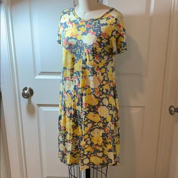 LuLaRoe Dresses & Skirts - LuLaROE Carly Dress Woman's Size XXS